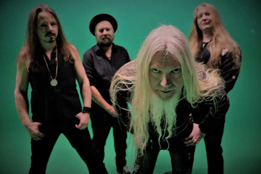 """Marko Hietala launches """"Death March For Freedom"""" live ..."""