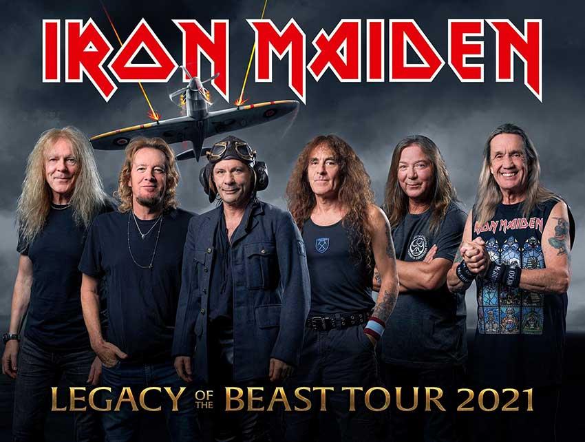 Iron Maiden Mitglieder