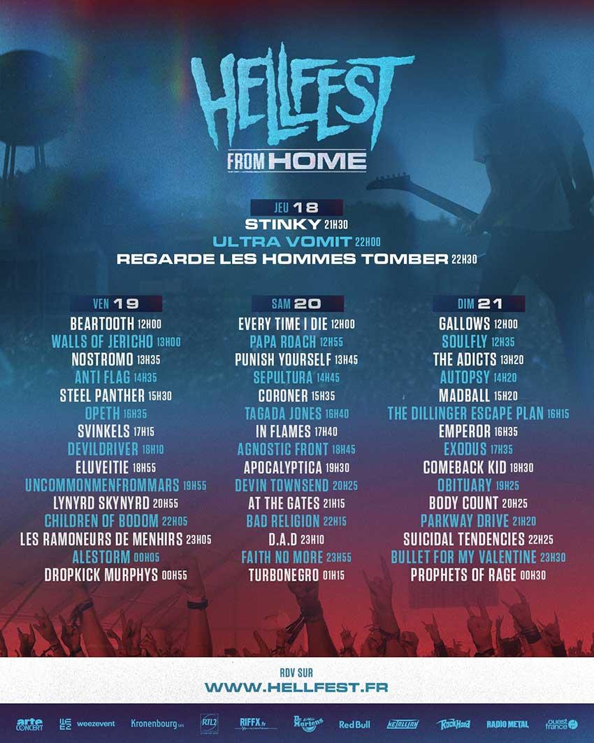 Hellfest Livestream