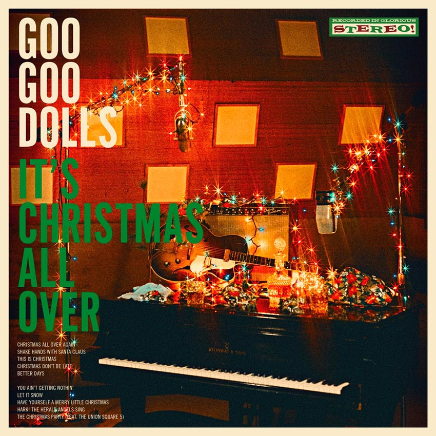 "Goo Goo Dolls release brand new cover rendition of ""Let It ..."