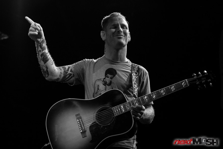 Corey Taylor photo from NYC