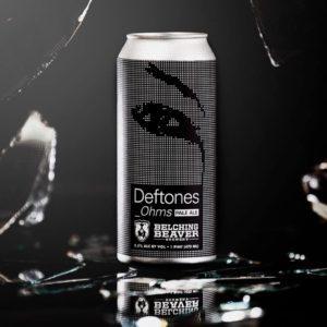 Deftones Ohms beer