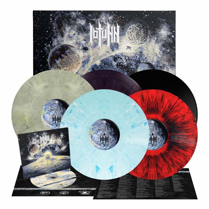 Iotunn vinyl