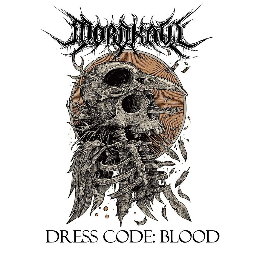 Mordkaul Dress Code Blood