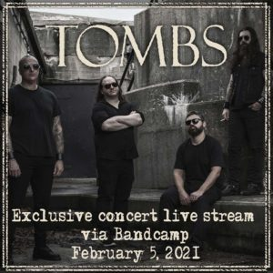 Tombs live stream